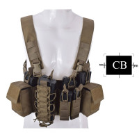 Разгрузочная система D3CR TACTICS CHEST RIGS/CB500D (EmersonGear)