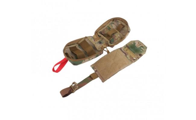 Подсумок медицинский Military First Aid Kit/MC (EmersonGear)