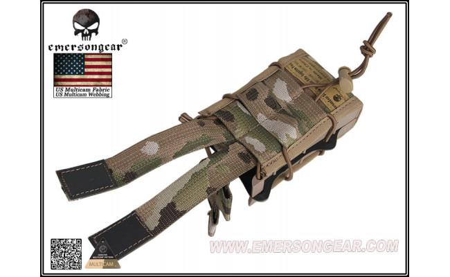 Подсумок двойной под магазин M4 Double Modular Rifle Magazine Pouch/MC500D (EmersonGear)