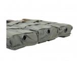 Подсумок тройной под магазины Modular Triple Open Top Magazine Pouch/FG500D (EmersonGear)