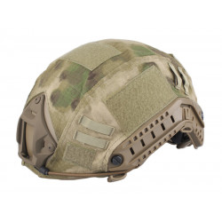 Чехол на шлем Tactical Helmet Cover/Мох (EmersonGear)