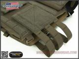 Разгрузочный жилет Blue Label Jumper Plate Carrier-RG500D (EmersonGear)