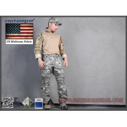 Тактическая рубашка blue label G3 Combat Shirt/Muticam-XL (EmersonGear)