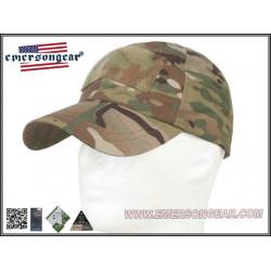Тактическая бейсболка Blue label Baseball Cap / Multicam (EmersonGear)