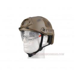 Шлем FAST Helmet/Protective Goggle MH Type/SEAL (EmersonGear)