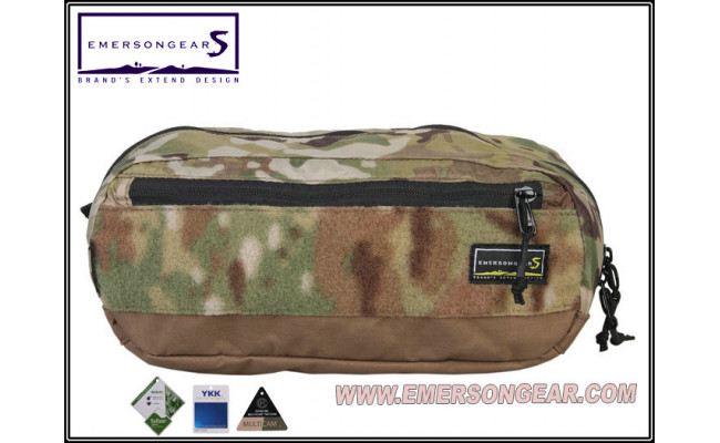 Сумка BALLOON Urethane70D Waist Bag-Multicam+BK (EmersonGear)