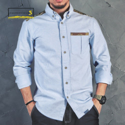 Рубашка GEN3 Leisure Shirt/Gray-M (EmersonGear)