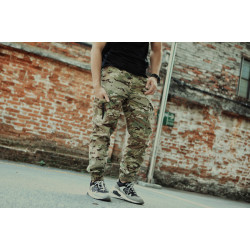 Брюки Fashion Ankle banded pants-BK zip-Multicam/34W (EmersonGear)
