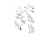 Корпус газовой камеры / KJW KP-23 Loading Muzzle #6