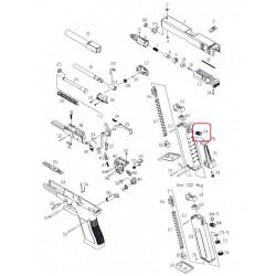 Выпускной клапан магазина для KP-17 (KJW)