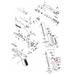 Выпускной клапан магазины для KP-17 (KJW)
