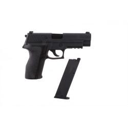 Страйкбольный пистолет Sig226 E2, GAS, чёрный (KJW)