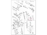 Заправочный клапан для мгазина / KJW 1911 Filling Valve #88