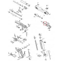Блокиратор газового поршня для KP-05 (KJW)