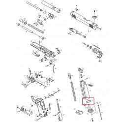 Уплотнительное кольцо для магазина / KJW KP-05 O-Ring #74
