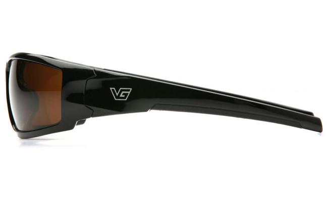 Защитные очки Pagosa VGSB518T коричневые (Pyramex)