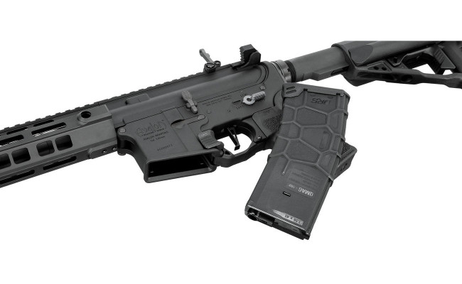 Страйкбольный автомат AVALON SABER CQB AEG(Black) (DX) (VFC)