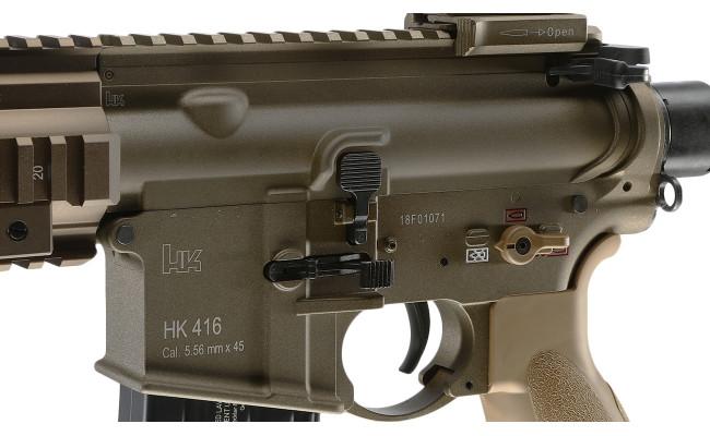 Страйкбольный автомат HK416A5 AEG(TAN) (VFC)