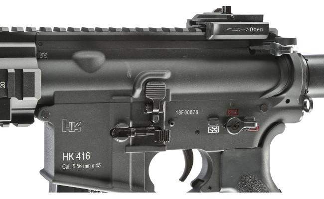 Страйкбольный автомат HK416A5 AEG(BK) (VFC)