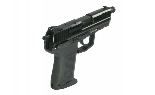 Страйкбольный пистолет HK45C (BK) (VFC)