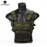 Разгрузочная система Micro Fight Chissis MK3 Chest Rig MCTP (EmersonGear)