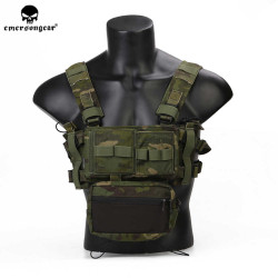 Разгрузочная система Micro Fight Chissis MK3 Chest Rig MCTP (EmersonGear)