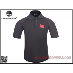 Поло Full Process POLO Shirt-BK-L (EmersonGear)