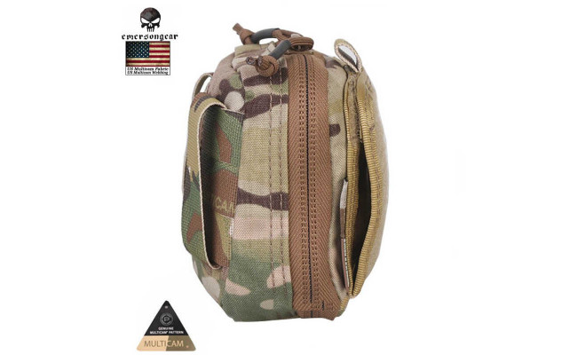 Подсумок ADMIN Multi-purpose Map Bag/MC500D (EmersonGear)