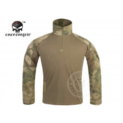 Тактическая рубашка G3 Combat Shirt Мох (S) (EmersonGear)