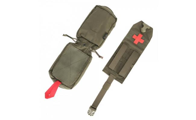 Подсумок медицинский Blue Label Military First Aid Kit/RG500D (EmersonGear)