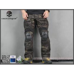 Брюки blue label G3 Tactical Pants/Muticam Black-32W (EmersonGear)