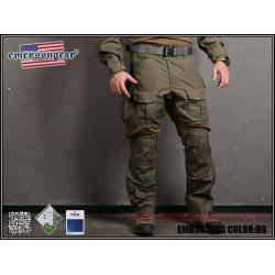 Брюки blue label G3 Tactical Pants/RG-38W (EmersonGear)