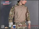 Тактическая рубашка blue label G3 Combat Shirt/Muticam-XXL (EmersonGear)