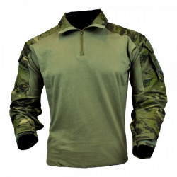 Тактическая рубашка blue label G3 Combat Shirt/Muticam Tropic-M (EmersonGear)