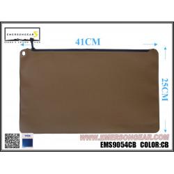 Герметичный чехол Hot pressing pocket 41*25cm/DE (EmersonGear)