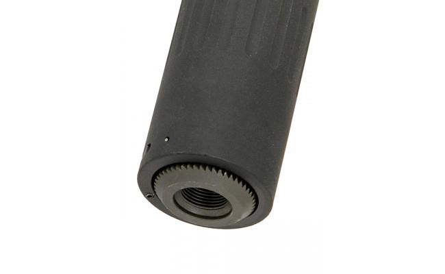 Модель глушителя AAC SPR/M4 Silencer Deluxe-BK (Big Dragon)