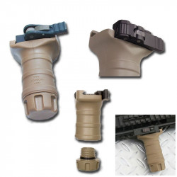 Тактическая рукоятка TANGODOWN short handgrip (TAN) (Big Dragon)