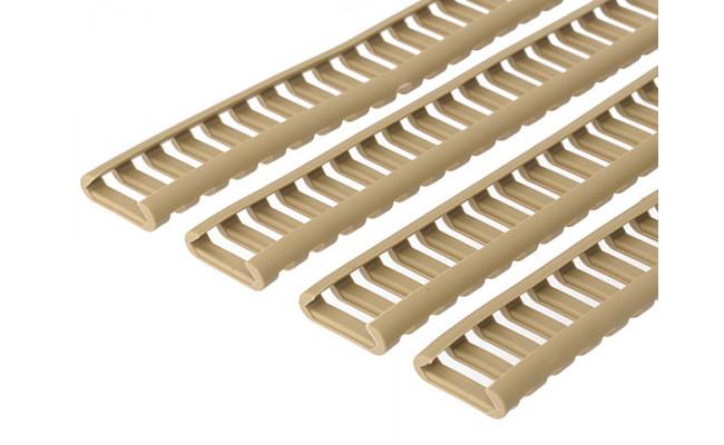 Накладка на цевье Ladder Rail Cover SET B TYPE/DE(Big Dragon)