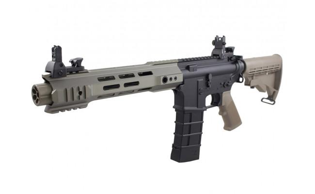 Страйкбольный автомат M4 RIS Carbine Gas  (KJW)
