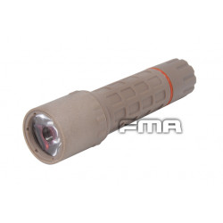 Фонарь F2 CREE Q4  flashlight DE (FMA)