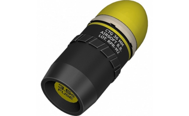 """RPR - M2 """"3.5""""имитатор подствольного выстрела удаленного инициирования (замедлитель 3.5 сек.) (TAG)"""