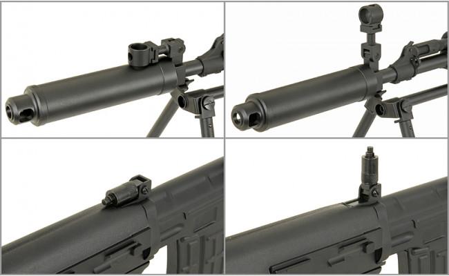 Страйкбольная снайперская винтовка отечественного образца AS серия (CYMA)