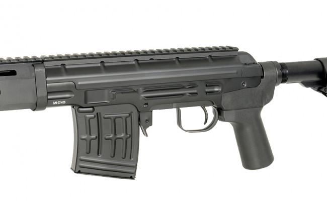 Страйкбольная снайперская винтовка отечественного образца M-LOK (CYMA)