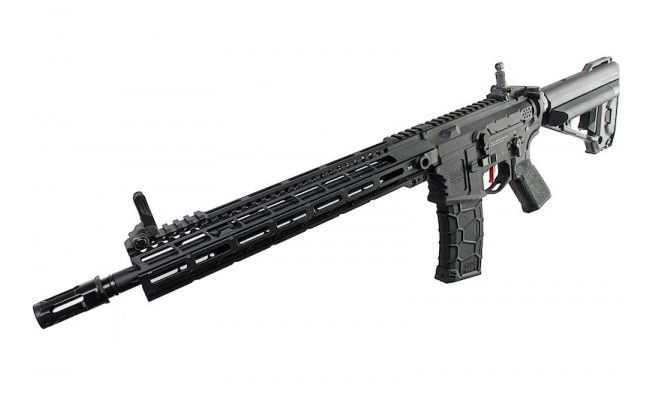 Страйкбольный автомат AVALON Samurai EDGE AEG (BK) (VFC)