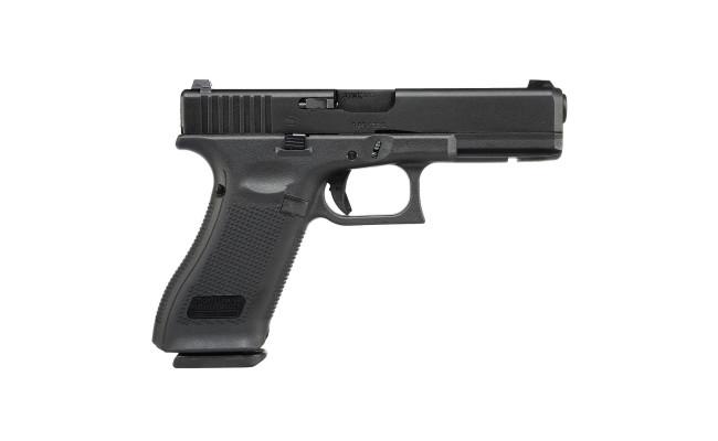 Страйкбольный пистолет Glock17 GEN5 Gas Blow Back Pistol (BK) (VFC)