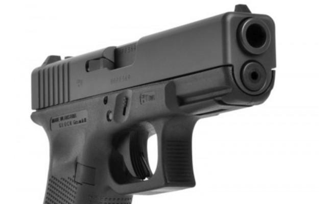 Страйкбольный пистолет Glock19 GEN4 Gas Blow Back Pistol (BK) (VFC)