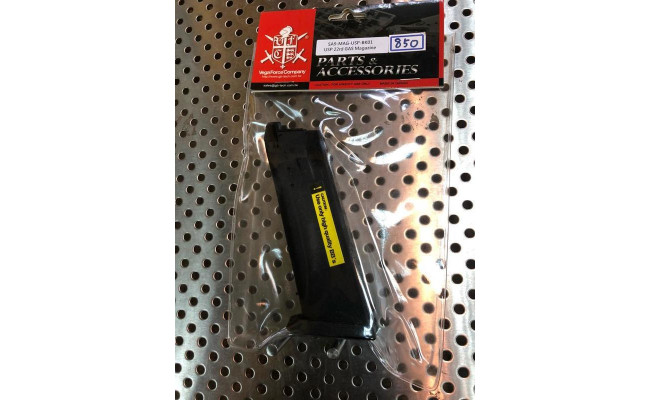 Магазин для пистолетов USP 22rd GAS Magazine (VFC) для страйкбола