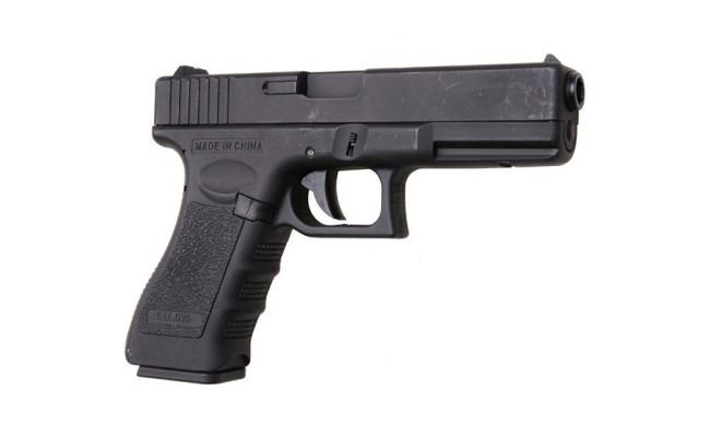 Страйкбольный пистолет CM030S Glock 18C UP.VER.(CYMA)