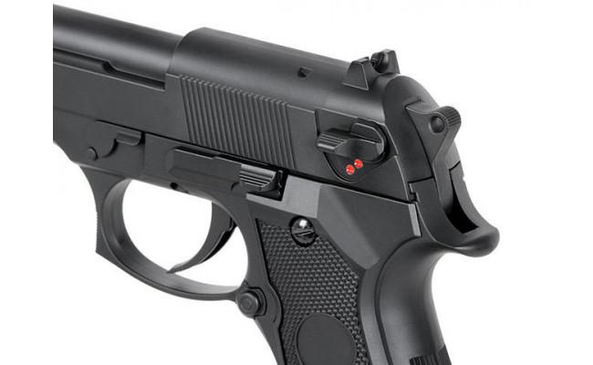 Страйкбольный пистолет CM126S Beretta M92 UP.VER. (CYMA)