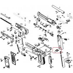 Пины для магазина /KJW M9 MAGAZINE BOTTON PIN #73